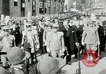 Image of honor to soldiers Rome Italy, 1930, second 21 stock footage video 65675032147