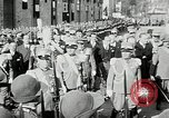 Image of honor to soldiers Rome Italy, 1930, second 23 stock footage video 65675032147