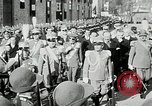 Image of honor to soldiers Rome Italy, 1930, second 27 stock footage video 65675032147