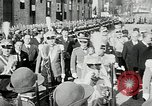 Image of honor to soldiers Rome Italy, 1930, second 29 stock footage video 65675032147