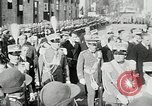 Image of honor to soldiers Rome Italy, 1930, second 30 stock footage video 65675032147