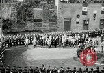 Image of honor to soldiers Rome Italy, 1930, second 32 stock footage video 65675032147