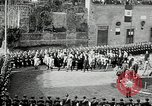 Image of honor to soldiers Rome Italy, 1930, second 33 stock footage video 65675032147