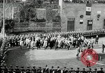 Image of honor to soldiers Rome Italy, 1930, second 34 stock footage video 65675032147