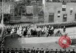 Image of honor to soldiers Rome Italy, 1930, second 36 stock footage video 65675032147