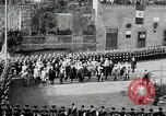 Image of honor to soldiers Rome Italy, 1930, second 37 stock footage video 65675032147