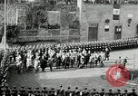 Image of honor to soldiers Rome Italy, 1930, second 38 stock footage video 65675032147