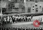 Image of honor to soldiers Rome Italy, 1930, second 39 stock footage video 65675032147