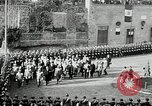 Image of honor to soldiers Rome Italy, 1930, second 40 stock footage video 65675032147