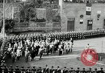 Image of honor to soldiers Rome Italy, 1930, second 41 stock footage video 65675032147