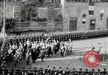 Image of honor to soldiers Rome Italy, 1930, second 42 stock footage video 65675032147