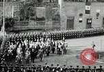 Image of honor to soldiers Rome Italy, 1930, second 43 stock footage video 65675032147