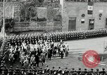 Image of honor to soldiers Rome Italy, 1930, second 44 stock footage video 65675032147