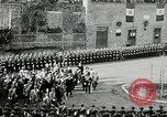 Image of honor to soldiers Rome Italy, 1930, second 45 stock footage video 65675032147
