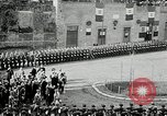 Image of honor to soldiers Rome Italy, 1930, second 47 stock footage video 65675032147