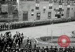 Image of honor to soldiers Rome Italy, 1930, second 49 stock footage video 65675032147
