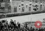 Image of honor to soldiers Rome Italy, 1930, second 51 stock footage video 65675032147