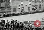 Image of honor to soldiers Rome Italy, 1930, second 52 stock footage video 65675032147