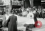 Image of honor to soldiers Rome Italy, 1930, second 53 stock footage video 65675032147