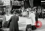 Image of honor to soldiers Rome Italy, 1930, second 54 stock footage video 65675032147