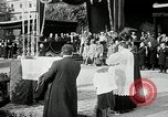Image of honor to soldiers Rome Italy, 1930, second 55 stock footage video 65675032147