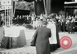 Image of honor to soldiers Rome Italy, 1930, second 57 stock footage video 65675032147