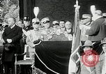 Image of honor to soldiers Rome Italy, 1930, second 61 stock footage video 65675032147