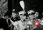 Image of honor to soldiers Rome Italy, 1930, second 62 stock footage video 65675032147