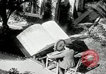 Image of largest Bible Los Angeles California USA, 1930, second 17 stock footage video 65675032148