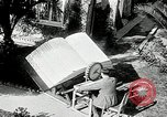Image of largest Bible Los Angeles California USA, 1930, second 18 stock footage video 65675032148