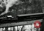 Image of railroad model South Lancaster Massachusetts USA, 1930, second 28 stock footage video 65675032150