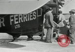 Image of amphibian aircraft San Francisco California USA, 1930, second 20 stock footage video 65675032158