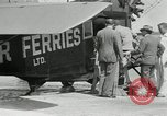 Image of amphibian aircraft San Francisco California USA, 1930, second 21 stock footage video 65675032158