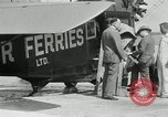 Image of amphibian aircraft San Francisco California USA, 1930, second 22 stock footage video 65675032158