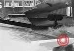 Image of amphibian aircraft San Francisco California USA, 1930, second 27 stock footage video 65675032158