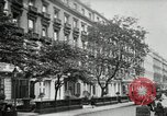Image of Leinster Gardens facade houses London England United Kingdom, 1930, second 1 stock footage video 65675032160