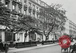 Image of Leinster Gardens facade houses London England United Kingdom, 1930, second 2 stock footage video 65675032160