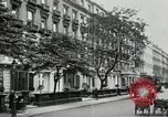 Image of Leinster Gardens facade houses London England United Kingdom, 1930, second 3 stock footage video 65675032160