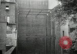 Image of Leinster Gardens facade houses London England United Kingdom, 1930, second 10 stock footage video 65675032160