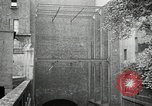 Image of Leinster Gardens facade houses London England United Kingdom, 1930, second 12 stock footage video 65675032160