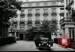 Image of Leinster Gardens facade houses London England United Kingdom, 1930, second 27 stock footage video 65675032160