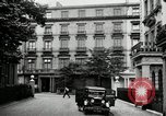 Image of Leinster Gardens facade houses London England United Kingdom, 1930, second 28 stock footage video 65675032160