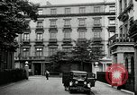 Image of Leinster Gardens facade houses London England United Kingdom, 1930, second 29 stock footage video 65675032160
