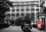 Image of Leinster Gardens facade houses London England United Kingdom, 1930, second 30 stock footage video 65675032160