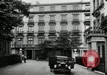 Image of Leinster Gardens facade houses London England United Kingdom, 1930, second 31 stock footage video 65675032160