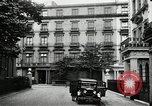 Image of Leinster Gardens facade houses London England United Kingdom, 1930, second 32 stock footage video 65675032160