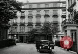 Image of Leinster Gardens facade houses London England United Kingdom, 1930, second 33 stock footage video 65675032160