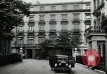 Image of Leinster Gardens facade houses London England United Kingdom, 1930, second 34 stock footage video 65675032160
