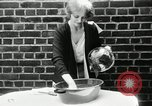 Image of blond girl New York United States USA, 1930, second 2 stock footage video 65675032161