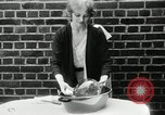 Image of blond girl New York United States USA, 1930, second 3 stock footage video 65675032161